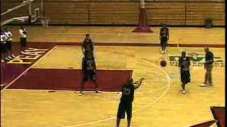 3-Out 2-In High/Low Motion Offense