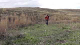 getlinkyoutube.com-Handgun Hunting Montana Pronghorn