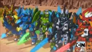 getlinkyoutube.com-Tenkai Knights - Gen - AMV [Your Gonna Go Far, Kid (Clean)]