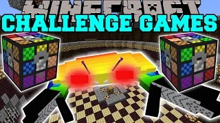 getlinkyoutube.com-Minecraft: RAINBOW CRAB CHALLENGE GAMES - Lucky Block Mod - Modded Mini-Game