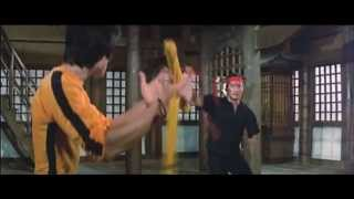 Bruce Lee - Original Scene from Game Of Death (39 mins), Part 1