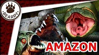 getlinkyoutube.com-10 อันดับสัตว์อันตรายแห่งลุ่มน้ำอเมซอน | Top 10 Most Dangerous Animals Of The Amazon