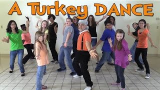 getlinkyoutube.com-Thanksgiving Songs for Children - A Turkey Dance - Dance Songs for Kids by The Learning Station