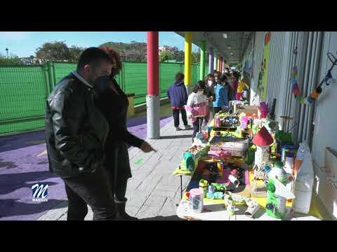 Alumnos de Maicandil participan en una unidad didáctica de reciclaje