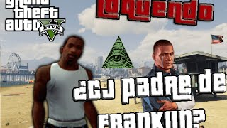 getlinkyoutube.com-Franklin Busca A Su Padre | GTA 5 | LOQUENDO