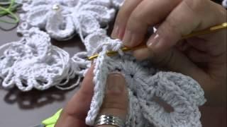 getlinkyoutube.com-Mulher.com 24/12/2013 Marcelo - Porta sabonete com flor mosquitinho de bico