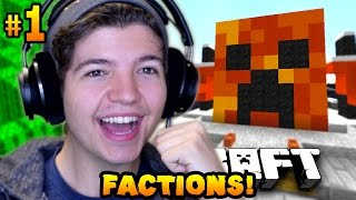 "getlinkyoutube.com-Minecraft COSMIC FACTIONS ""NEW PLANET!"" #1 w/PrestonPlayz (Season 6)"