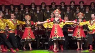 getlinkyoutube.com-Russian dance. Alexandrov ensemble. Red Army Choir. Ансамбль Александрова. Русская плясовая