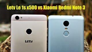 getlinkyoutube.com-Xiaomi Redmi Note 3 vs Letv LeEco Le 1s X500 - The Best Budget Smartphones of 2016?