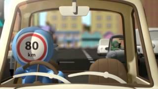 getlinkyoutube.com-การเว้นระยะการขับขี่