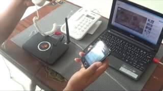 getlinkyoutube.com-B660 3G Router Download 7.2 Mbps และ Upload 5.76 Mbps