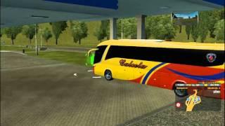 getlinkyoutube.com-Euro Truck Simulator 2  1. 21. 1 //Map Ecuador//