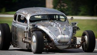 getlinkyoutube.com-VW Bug w/ AIRPLANE ENGINE!!!