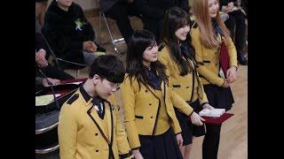 getlinkyoutube.com-150211 에이핑크 오하영 서공예 졸업식 직캠 By앙칼 (17'30'')