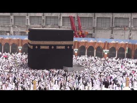 Khana kaaba view 23 March 2013 Saudi Arabia HD