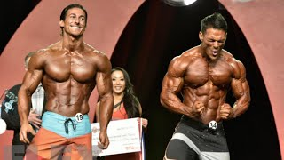 getlinkyoutube.com-Why Jeremy Won and Sadik Lost the 2015 Men's Physique Olympia!!