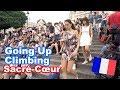 Sacré-Cœur Basilica Paris - Climbing Up and Walk Tour | Explore France