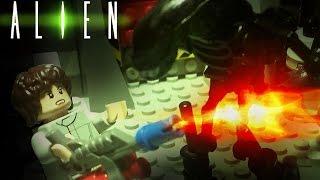 getlinkyoutube.com-LEGO Alien - The Incident