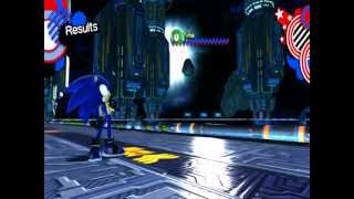 getlinkyoutube.com-Blue & Black Sonic Generations Mod Release