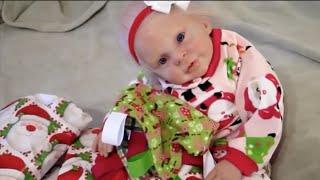 TTT: Ainsley's first Christmas!