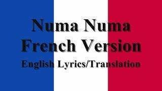 getlinkyoutube.com-Numa Numa French Version (Argent-Argent) English Lyrics/Translation