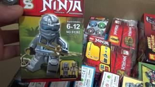 getlinkyoutube.com-타오바오 중국 쇼핑몰에서 구입한 짝퉁, 호환 장난감 블럭 구입 제품 소개