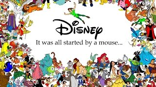 """Evolution of Disney"" (Todrick Hall) DMV"