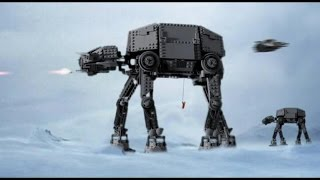 getlinkyoutube.com-LEGO Star Wars - Battle of Hoth