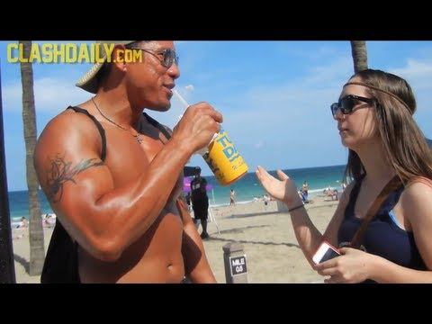 Liberal Chick Asks Beach Goers If They Know Who This Ben Ghazi Guy Is!