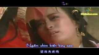 getlinkyoutube.com-[Vietsub + Kara] Lòng Theo Con Nước Trôi Xa  - Lương Triều Vỹ & Mai Diễm Phương