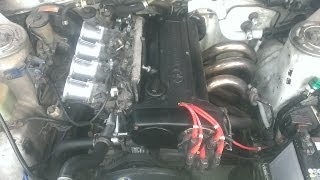 getlinkyoutube.com-20V 4AG AE86  AE111EG  黒ヘッド