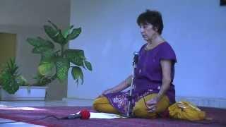Cours de YOGA dirigé par Mme Annie Kone (Meditation)