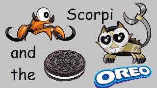 getlinkyoutube.com-Real Life LEGO Mixels: Scorpi and the Oreo