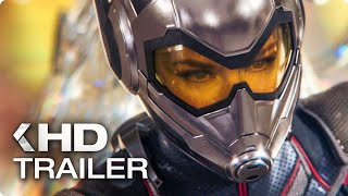 ANT-MAN AND THE WASP All Clips & Trailers (2018)