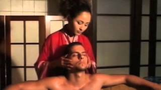getlinkyoutube.com-Sensual Massage Routine. How to give erotic massage to a man.