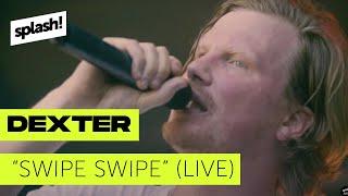 Dexter feat. Juicy Gay –  Swipe Swipe   live @ splash! 21