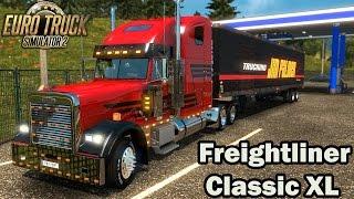 getlinkyoutube.com-ETS 2 - Freightliner Classic XL