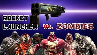 getlinkyoutube.com-Dead Trigger 2 Rocket Launcher Mk10 vs. Zombies HD