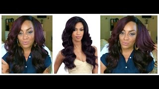getlinkyoutube.com-#Team FREETRESS Invisible Part $19.99 WIG Sistawigs.com