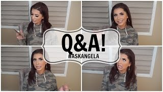 ANGELA BABICZ Q&A  BAD GIRLS CLUB, FIST FIGHTS IN MEXICO, & NOSE JOB?