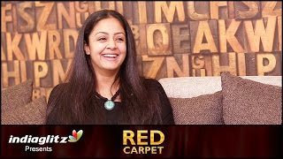 getlinkyoutube.com-Jyothika : Mother in Law Insisted on Speaking only in Tamil | Red Carpet by Sreedhar Pillai