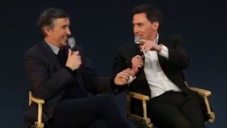 getlinkyoutube.com-Steve Coogan and Rob Brydon: The Trip to Italy Interview