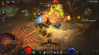 getlinkyoutube.com-Opening a Portal to the Treasure Realm (Greed's Vault) - Kanai's Cube - Diablo 3 2.3.0 PTR Preview