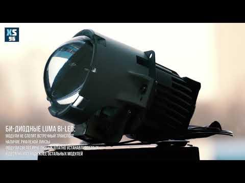 Jaguar XJ | Светодиодные BI-LED модули LUMA