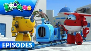 【Official】Super Wings - Episode 45