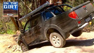 getlinkyoutube.com-Mitsubishi Triton 4x4 4WD - Baal Bone Gap Trip with Mannell Motors