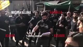 Badshah Hussain | noha Nadeem Sarwar | Jaloos Haji pura Dyra ichigam Aliabad kashmir