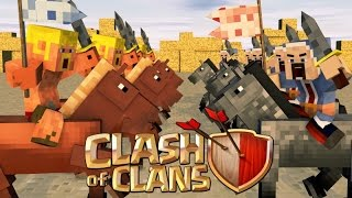 "getlinkyoutube.com-Minecraft Finale | Clash of Clans Nations - Ep 29! ""THE GREAT SIEGE OF CLASH OF CLANS"""
