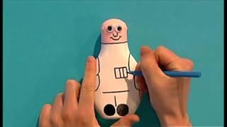 getlinkyoutube.com-Mister Maker | Space Skittles Make