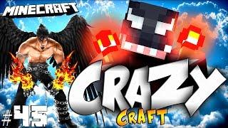 getlinkyoutube.com-JESTEM W NIEBIE?! | Crazy Craft #45